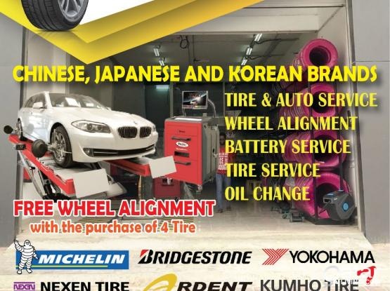 Fine Automobiles & Tire Co.|Tire & Auto Service|Wholesale & Retail|