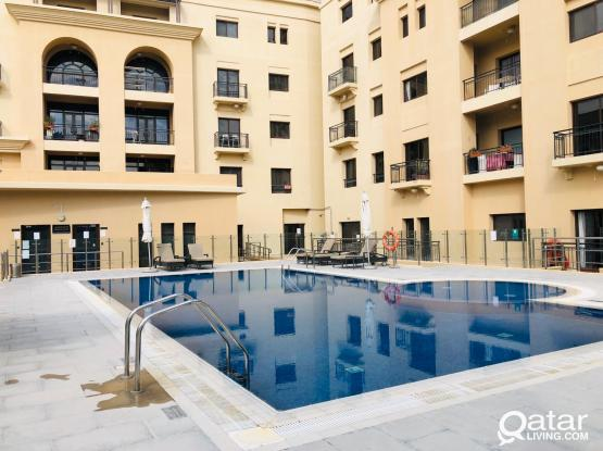 Affordable Unfurnished 1 BHK - at foxhills Lusail City