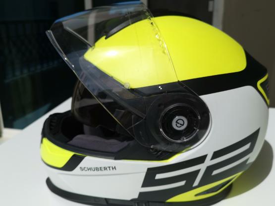 Moto helmet Schuberth S2 Sport