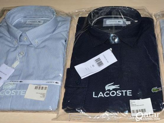 Lacoste Polo & Long Sleeve for Sale