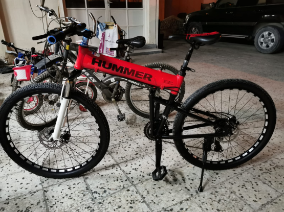 Hummer Bicycle for sale. 26 size