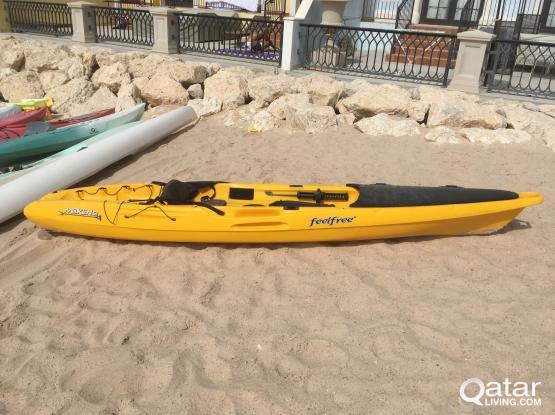 FeelFree Moken 12 Kayak 2000 QAR