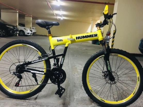 "New Hummer 26"" Bicycle"