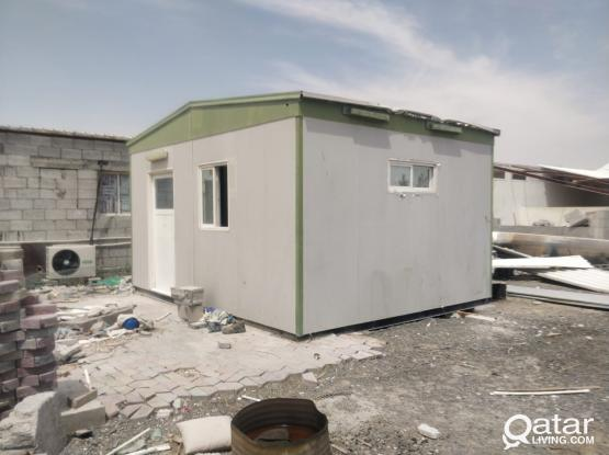 portacabins and 30 pieces pota cabins also for sale contact 50133511