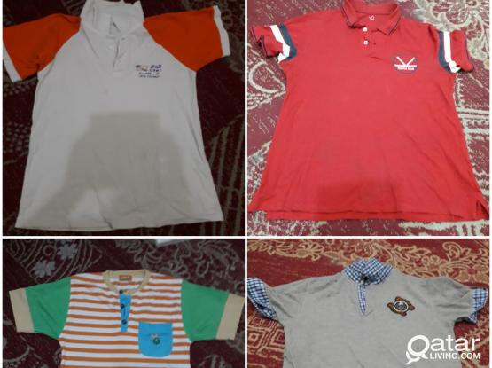 Boys Tshirts and Undergarments cotton