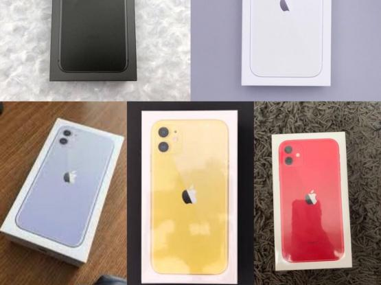Iphone 11 128 Gb Brand New All Colours Available