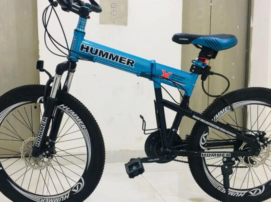 Hummer Bicycle- Very Rare Used