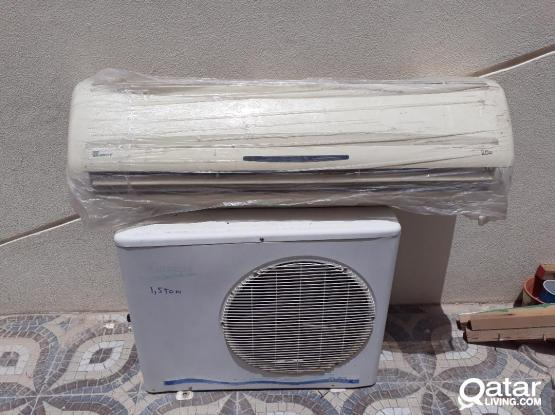 A/C SPLIT 4sale  UNIT INDOOR OR OUTDOOR
