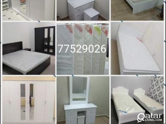 Brand new mattress and furniture what's app 77519026