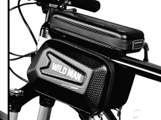 حامل جوال و شنطة مميزة bicycle bag