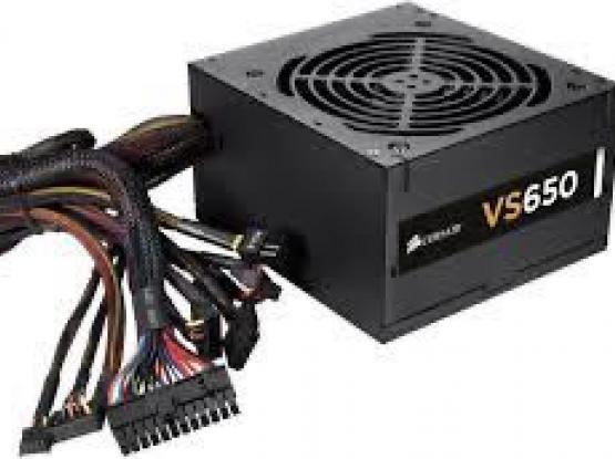 Corsair 650 Watt VS650 Standard ATX PSU