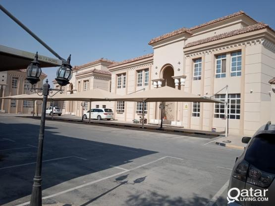 COMMISSION FREE Gharafa 1 BHK For Rent Inside the Compound Villa Near Family park/Qatar Foundation/ Sidra Hospital