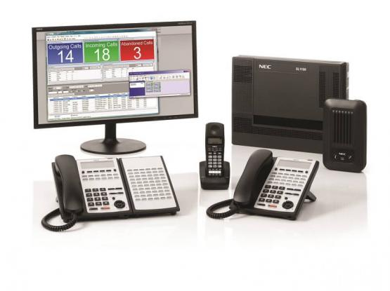 Killer Offer Price - 8 Free Telephone, NEC SL 1000 With 3 Analog trunks, 8 Hybrid Extensions.
