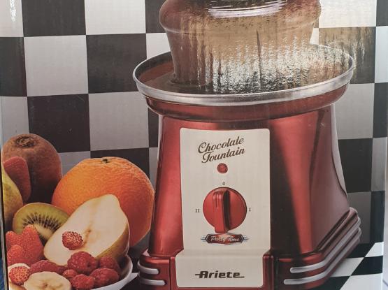 Ariete chocolate