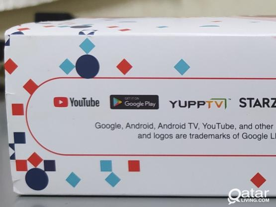 Ooredoo tv brand new not used