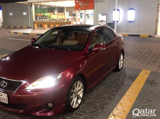 Lexus IS 2012