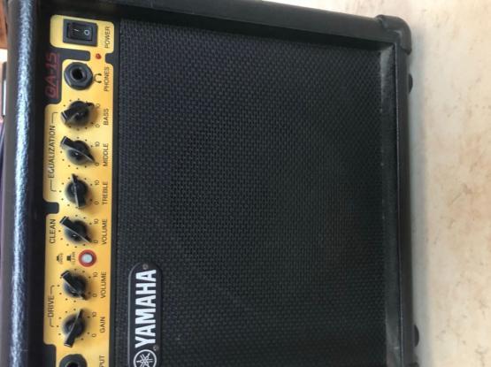 Yamaha GA-15 Guitar Amp