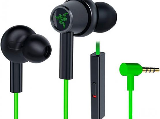 Razer Hammerhead Duo In-Ear Gaming Headphones For Consoles – Green