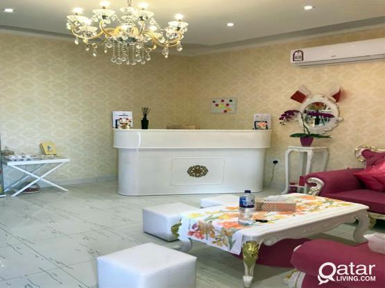 Profitable Lady Salon For Sale-Abu Hamour