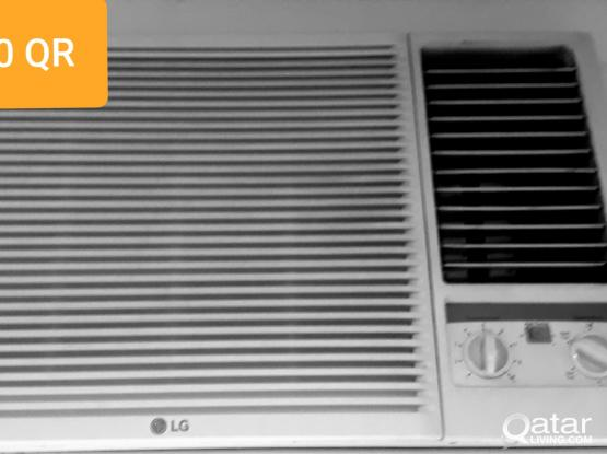 2 Very excellent A/C & one in good condition( window)
