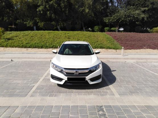 Honda Civic LXi 2016