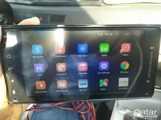 Android stereo for Toyota