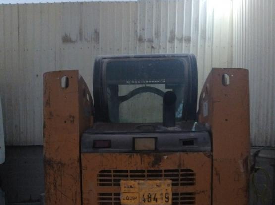 Hyundai Excavator 2012