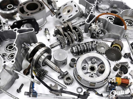 Spare Parts for Motor Bikes - Bajaj & Honda