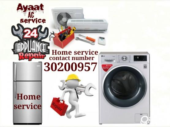 AC fridge washing machine repair 30200957