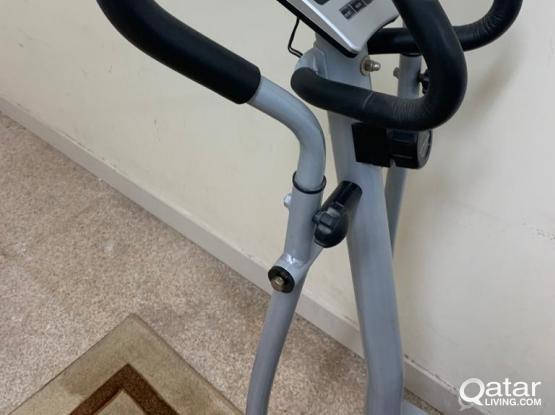 Running machine elliptical bike for sale