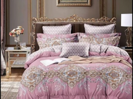 Bedsheet king size available