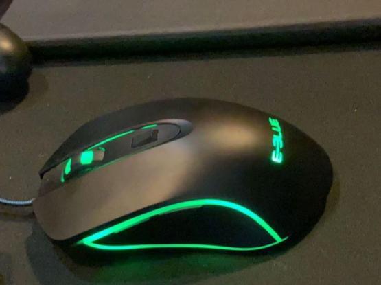 Gaming Mouse E-blues