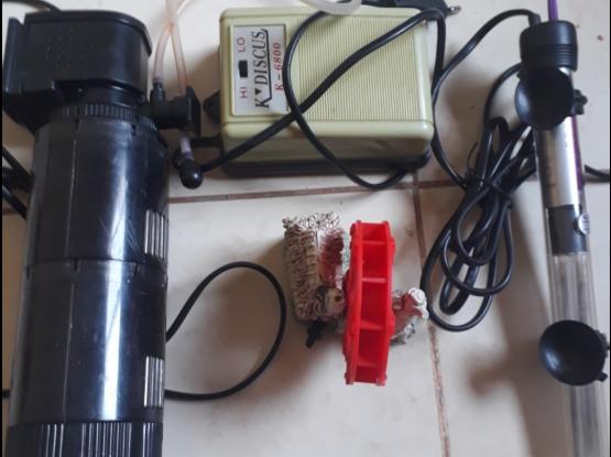 Fish Equipments