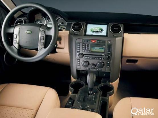 Land Rover LR3 2007