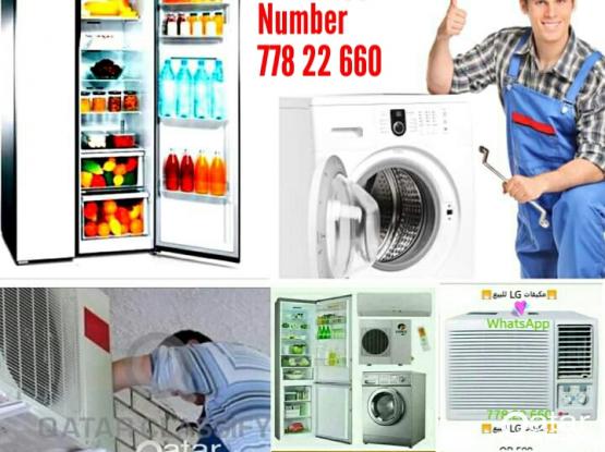 Ac, Fridge Washing Machine Repair 77822660