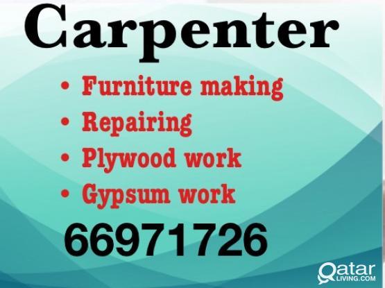 Furniture making ,,Repairing & Maintenance  -66971726
