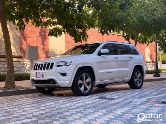 Jeep Grand Cherokee Limited 2016
