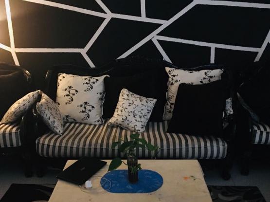 Sofa Set 500 Qar  Call/ Whtsp 66476825