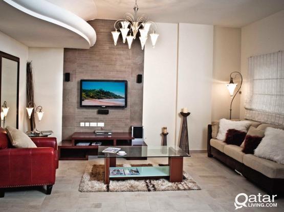 Luxury FF 1BHK Apt with Balcony+All Facities & Bills