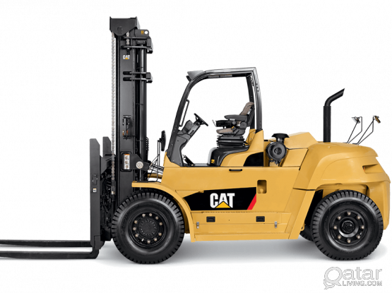 15 TON CATERPILLAR FORKLIFT FOR HIRE