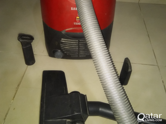Samsung vacuum cleaner 1500 Watts free delivery