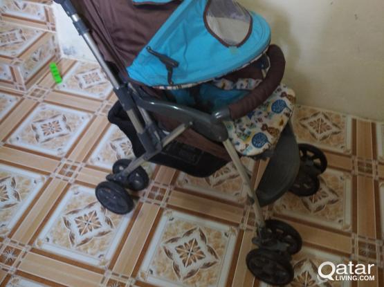 Baby sroller juniors brand