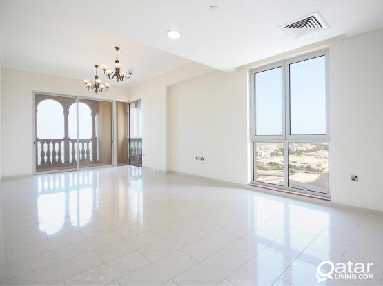 14 MONTHS CONTRACT: 1BR Semi Furnished Apartment in Viva Bahriya