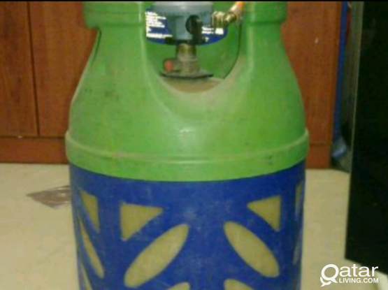 Shafaf GAS CYLINDER for sale with REGULATOR and pi
