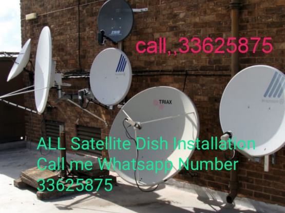 All Satellite dish instillation  33625875