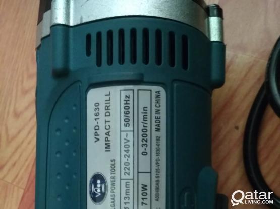 DRILL MACHINE IMPACT 710WATTS NEW
