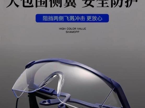 Safety Glass Eye Protector Goggles
