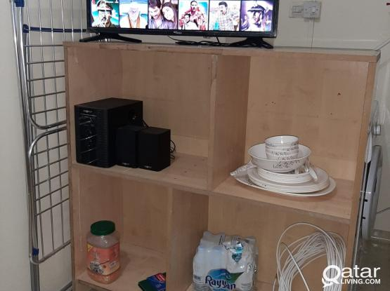 """32"""" Smart TV with Stand"""
