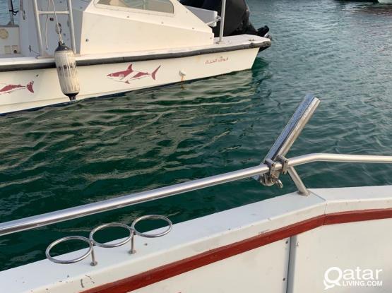 Aluminum 27 Feet Boat