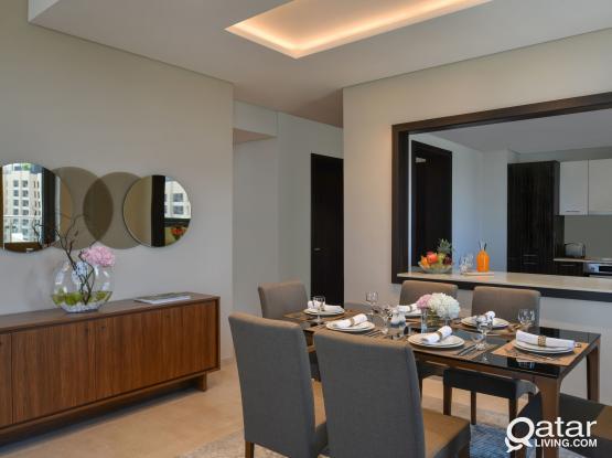 One Bedroom + Free Membership to Luxurious Facilities